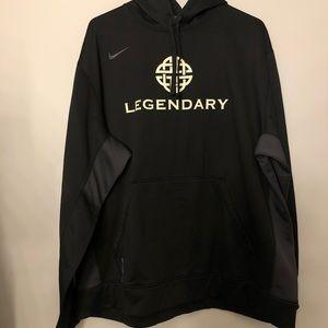 Legendary Nike hoodie